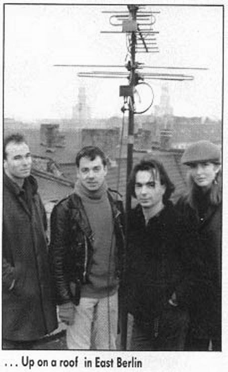 The Chills (Berlin - 1987)