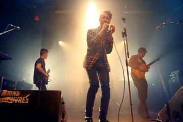 Tomy Lobo @ Festival Hors-Contrôle, Saint Ouen, 4/02/2017