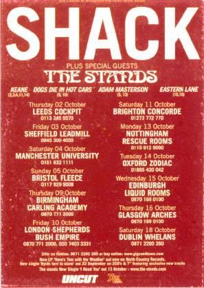Shack - 2003