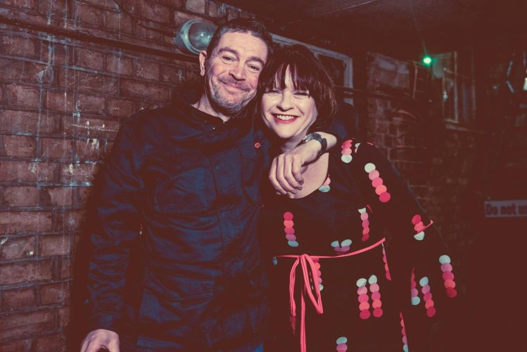 Michael Head & Helen Caddick