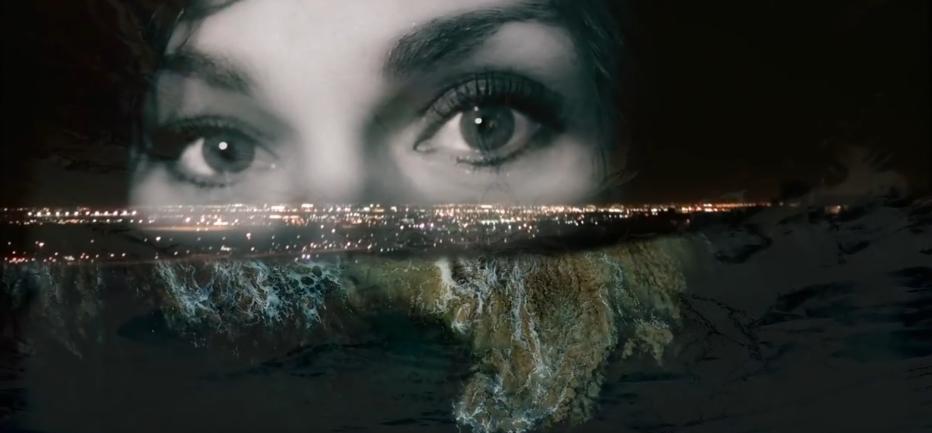 Gris Lagon - Ciel Octobre