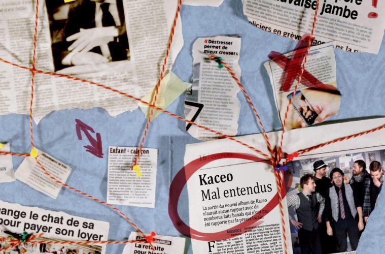 Kaceo - Mal Entendus