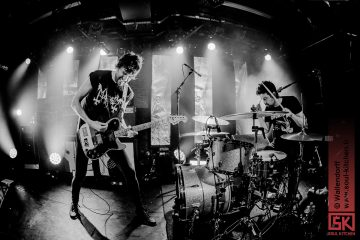 Photos : Japandroids @ la Maroquinerie, Paris | 26.04.2017