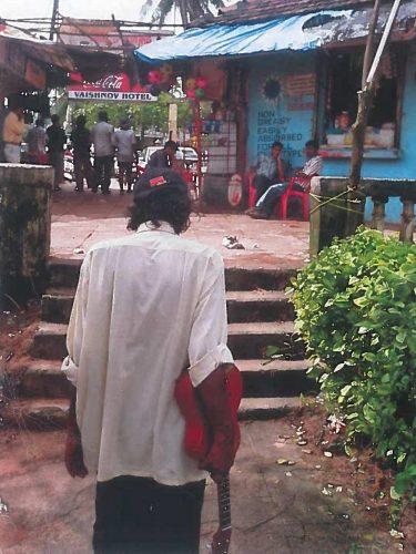 Joe à Goa