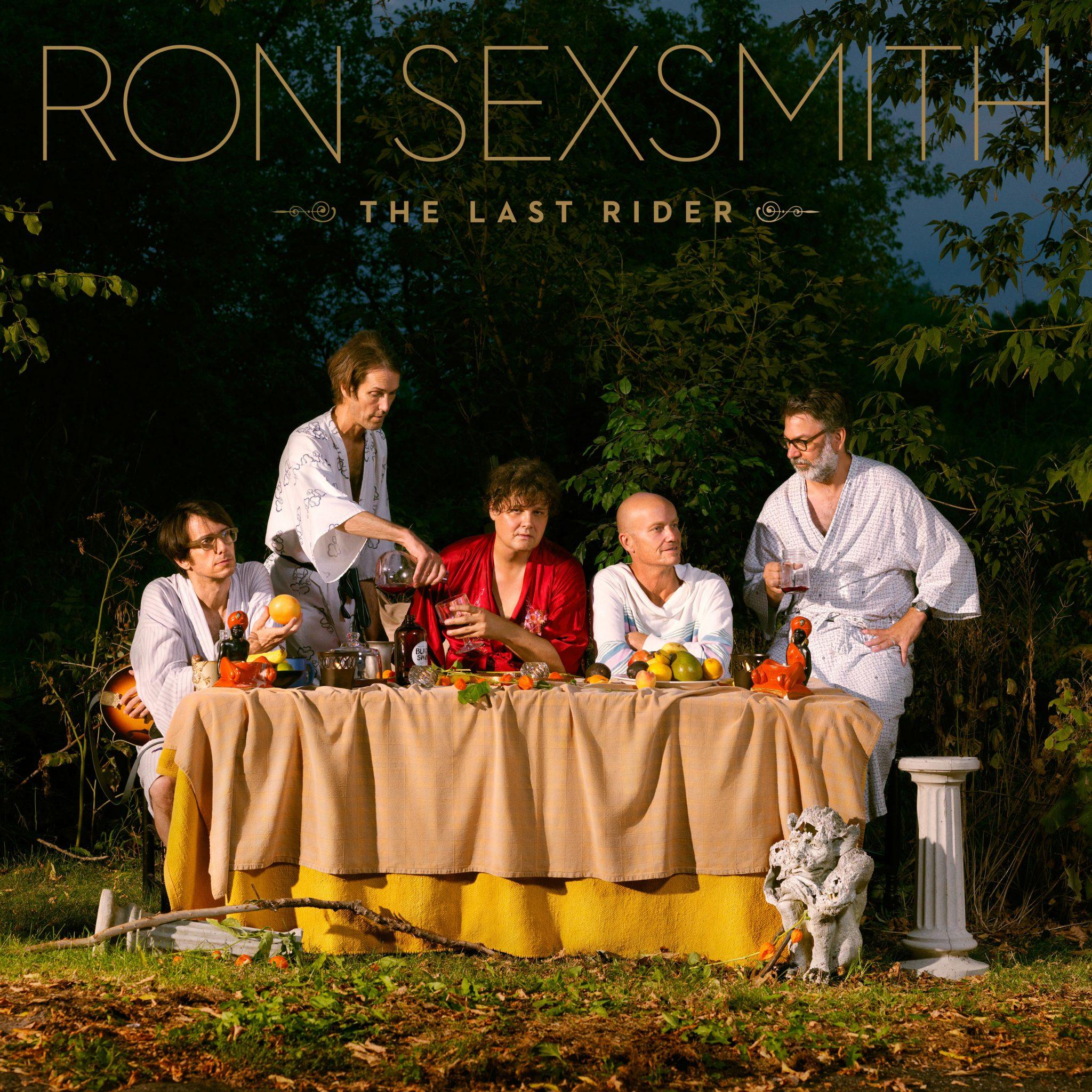 Ron Sexsmith - Last Rider