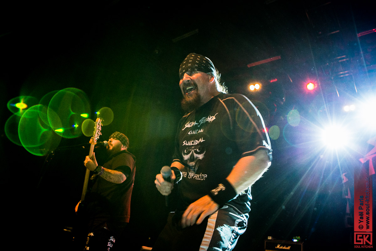 Photos : Suicidal Tendencies @ L'Autre Canal, Nancy | 13.04.2017
