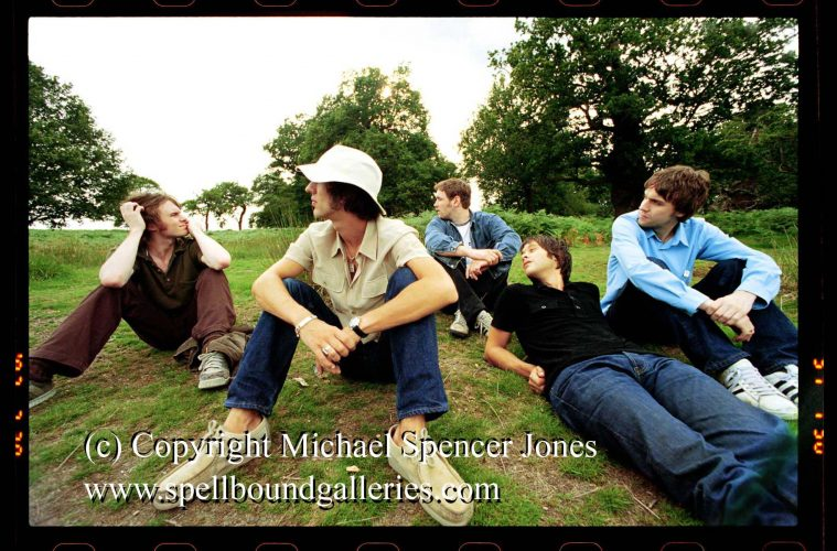 The Verve ® Micahel Spencer Jones
