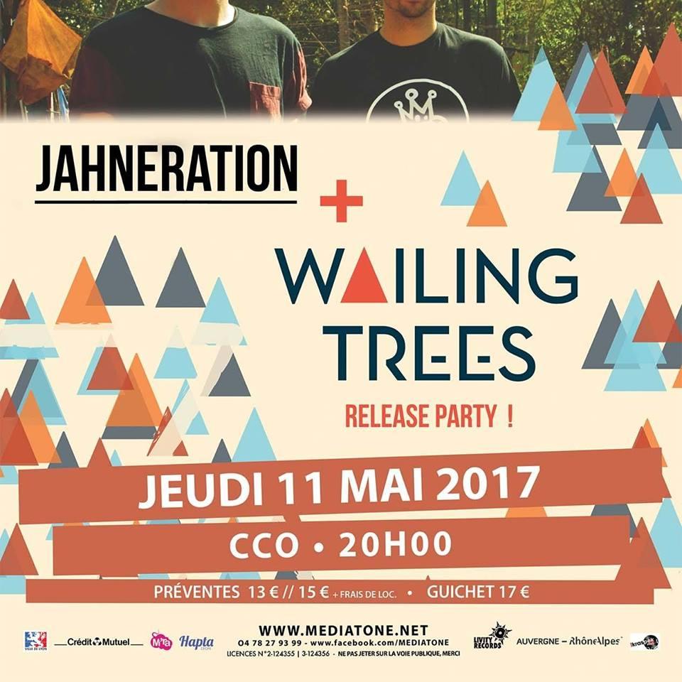 Wailing Trees au CCO
