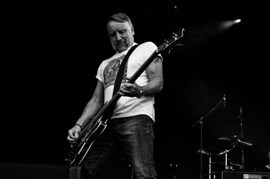 Peter Hook & The Light @ La Lune des Pirates, 20/05/2017 © Louis Teyssedou