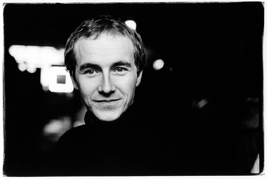 Grant McLennan © Bleddyn Butcher