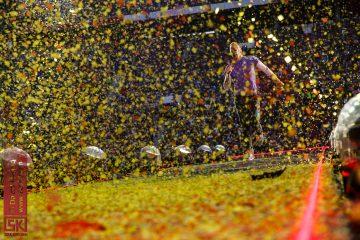 photos : Coldplay au Parc Olympique Lyonnais | 08.06.2017