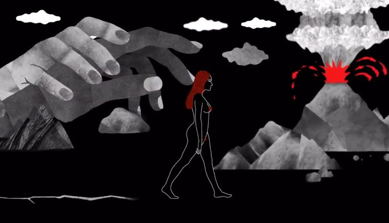 Mélie Fraisse - A walk