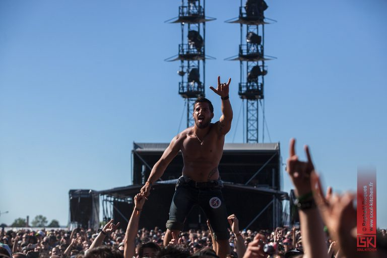 Photos : Download Festival France 2017 | 10 & 11.06.2017