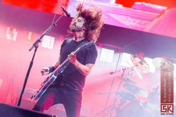 Foo Fighters @ Bercy Aréna, Paris, 03/07/2017