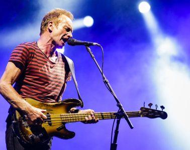Sting - Festival Musilac 2017