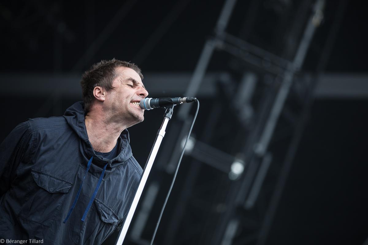 Liam Gallagher © Béranger Tillard