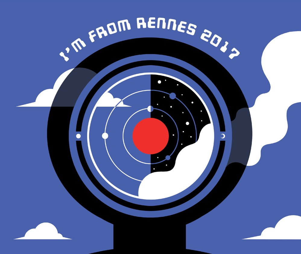 I'm from Rennes 2017bis