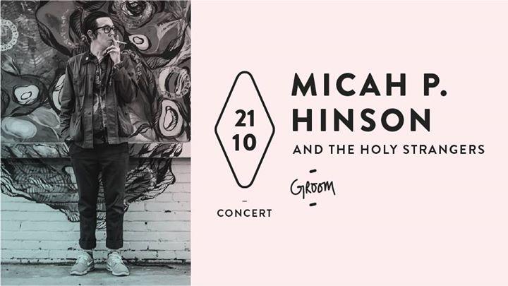 Micah au Groom
