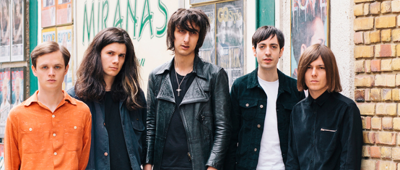 2X2 places pour The Horrors à Paloma