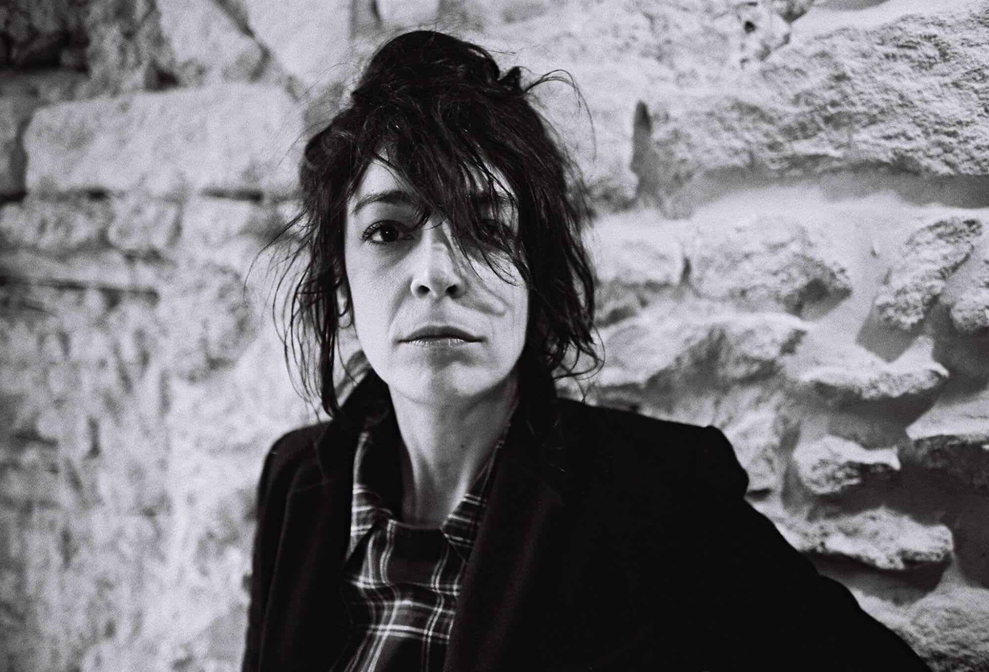 Adrienne Pauly © Louis Teyssedou