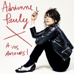 Adrienne Pauly - A vos Amours (pochette album)