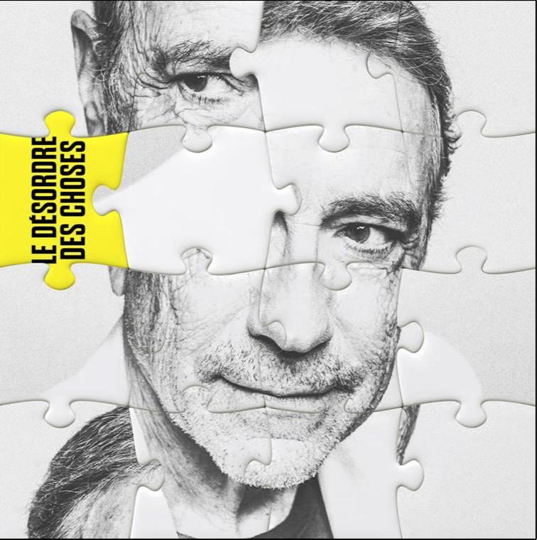 Alain Chamfort - Le désordre des choses