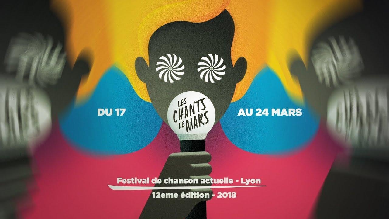 Chants de Mars 2018