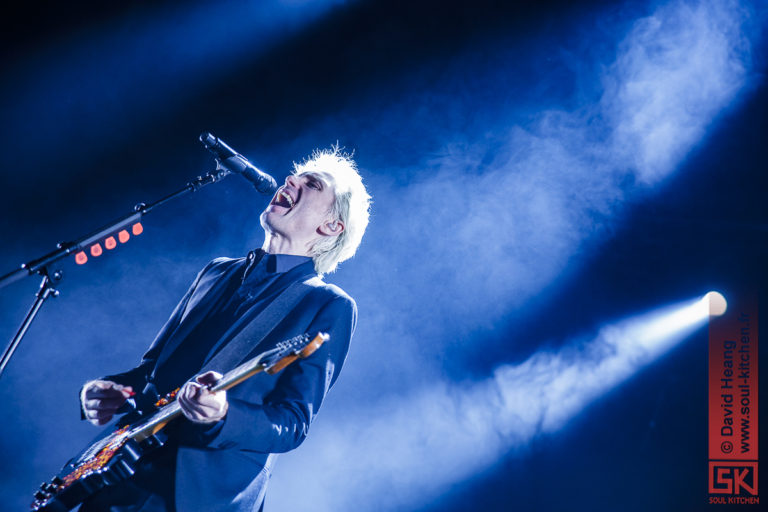 photos : Franz Ferdinand et Frànçois and The Atlas Mountains @ Amphithéâtre - Salle 3000, Lyon | 21.03.2018