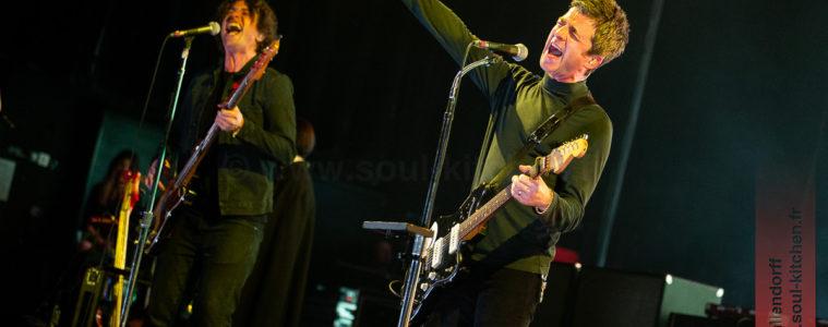 Noel Gallagher's High Flying Birds @ l'Olympia, Paris | 03.04.2018