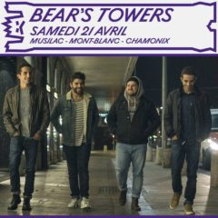 Bear's Towers