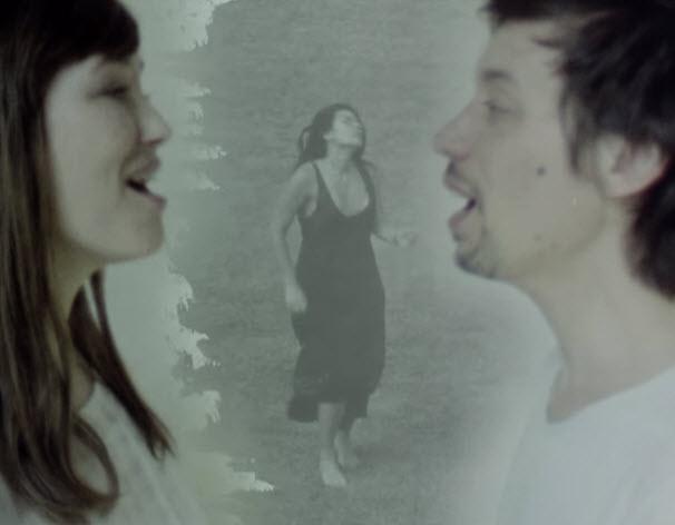 O & Mina Tindle - The Kiss