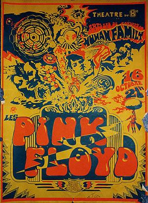 Pink Floyd - Lyon 1968