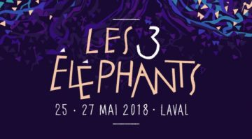 Les 3 Eléphants 2018