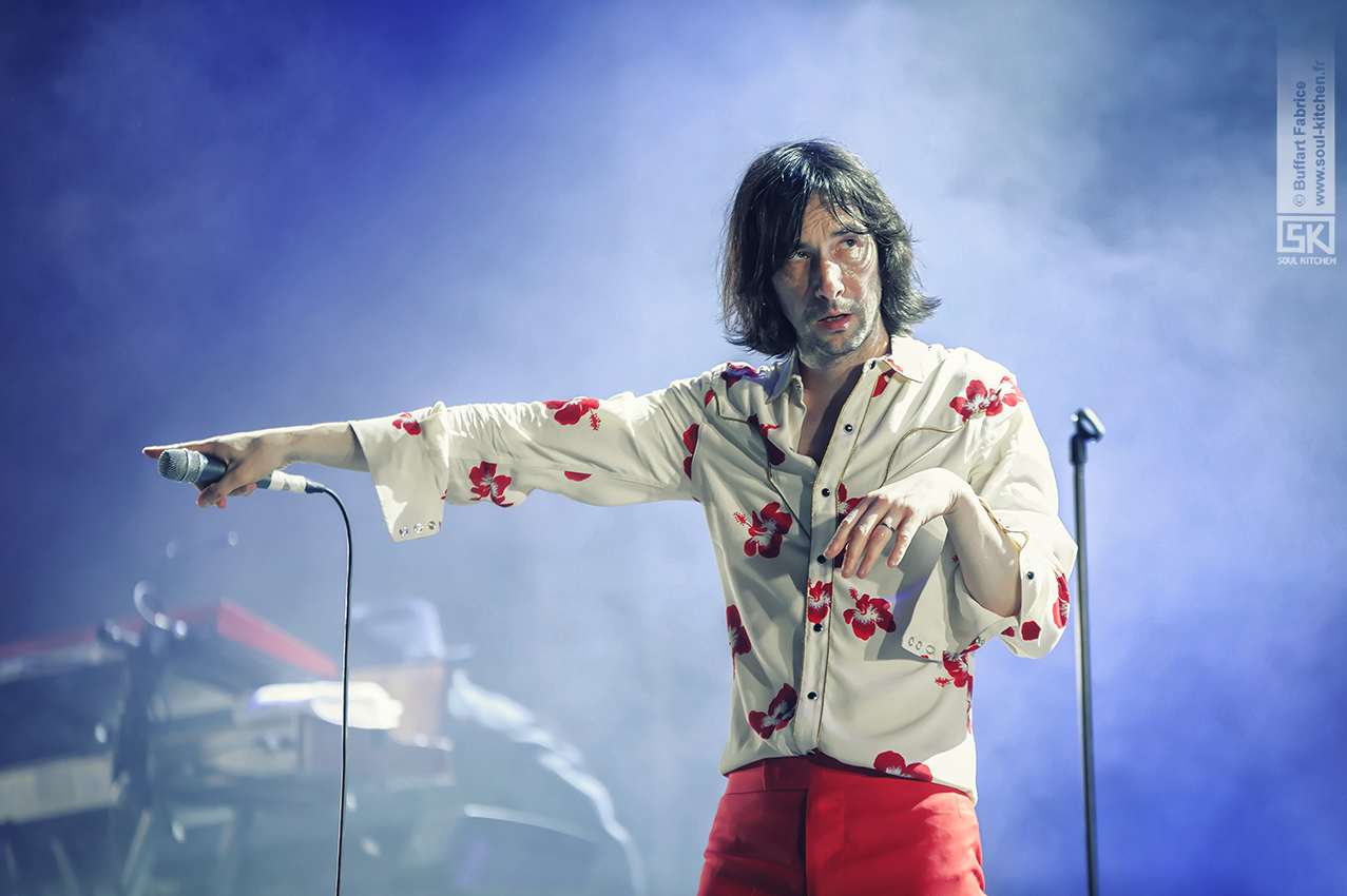 Primal Scream © Fabrice Buffart