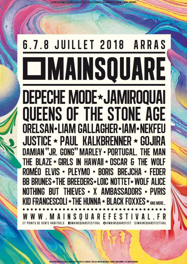 Main square 2018