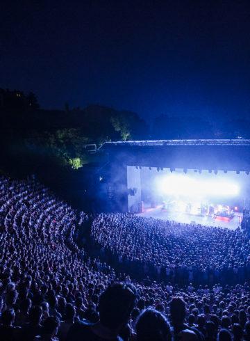 Massive Attack & Young Fathers @ Nuits de Fourvière, 01.07.2018