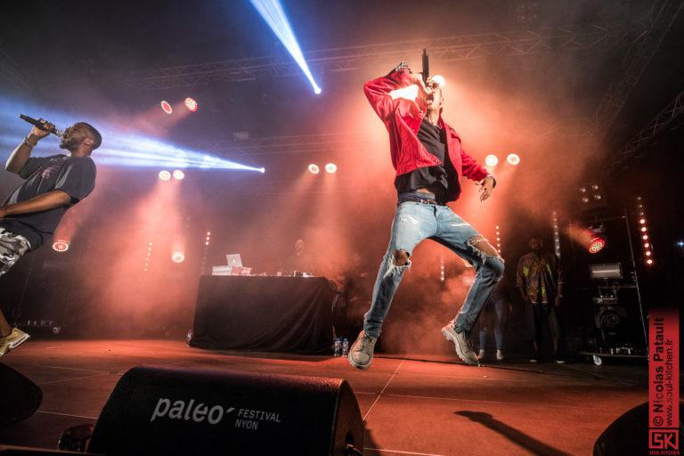 XTRM TOUR, Paléo Festival 2018