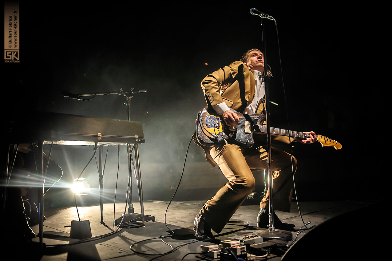 Arctic Monkeys @ Nuits de Fourvière | 10.07.2018 © Fabrice Buffart