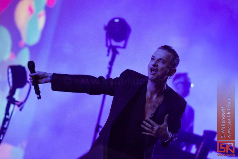 Depeche Mode @ Paléo Festival, Nyon, 18/07/2018