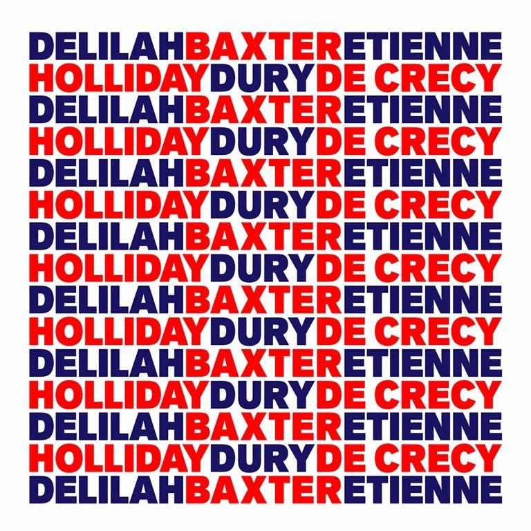 Baxter Dury, Etienne de Crécy & Delilah Holliday - B.e.d.