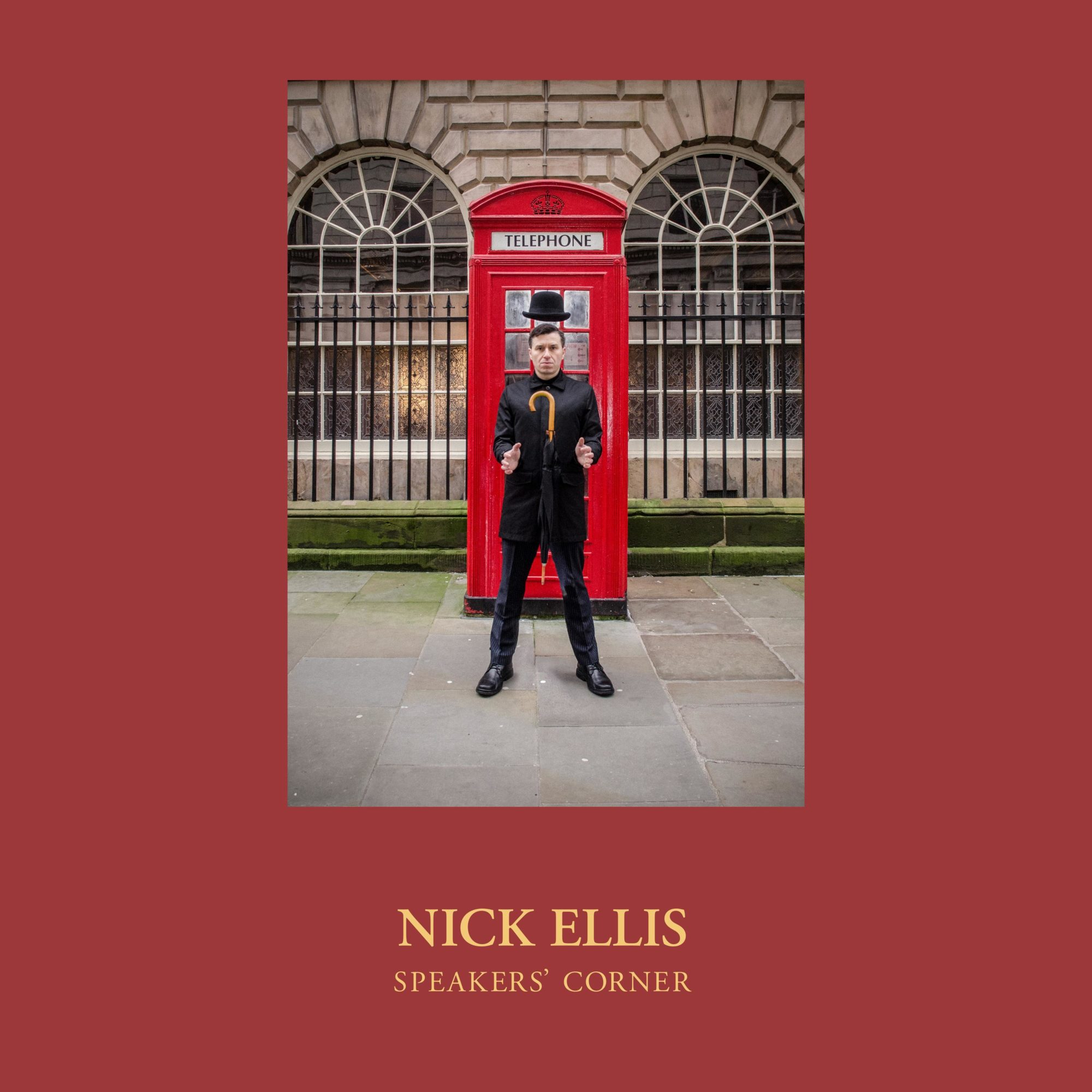 Nick Ellis - Speaker's Corner
