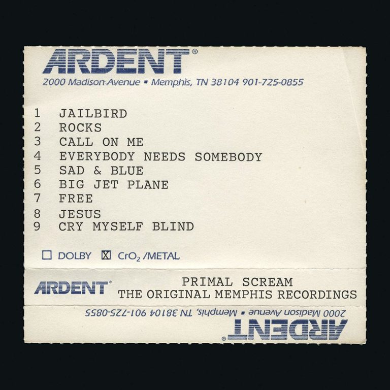 Primal Scream - Give Out But Don't Give Up