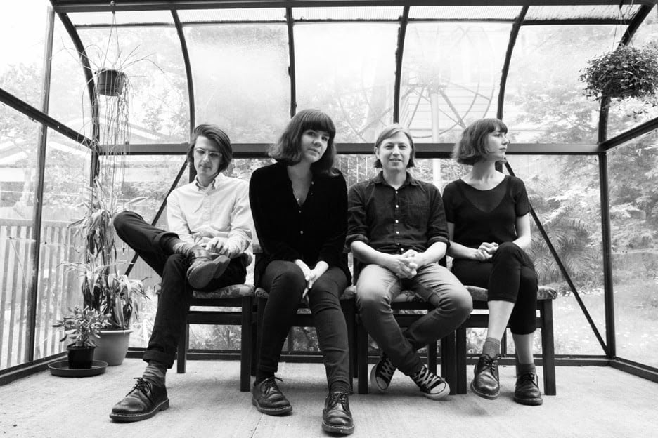 Tiny Ruins en forme Olympic !