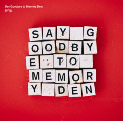 DYGL ‎– Say Goodbye to Memory Den