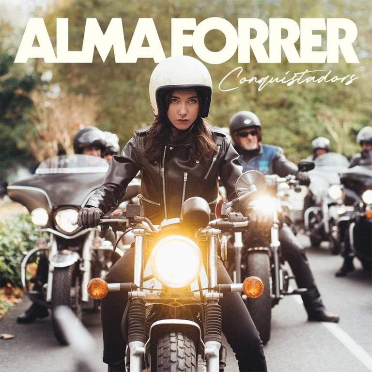 Alma Forrer - Conquistatores