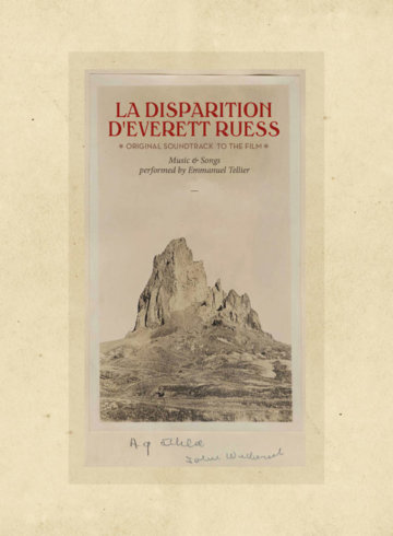 Emmanuel Tellier - La Disparition d'Everett Ruess