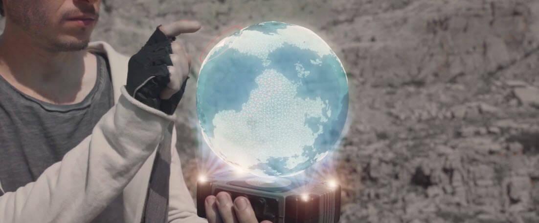 [EXCLU] Vidéo  : Newton Colours – Where the Weather Went