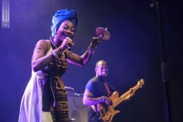 Fatoumata Diawara © Fabrice Buffart