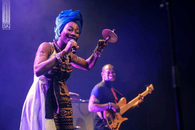 Fatoumata Diawara @ Nuits Givrées, Dardilly | 2.02.2019