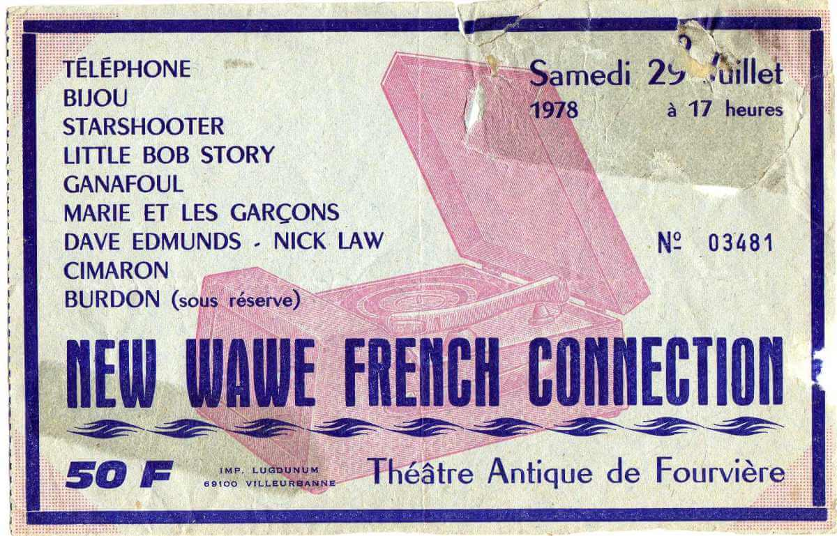 New Wave French Connection